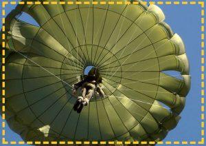 باشگاه هوایی اوج- خاطرات اولین چتربازی